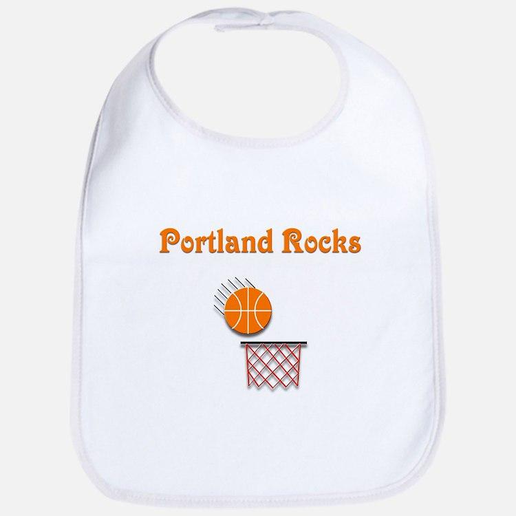 Portland Rocks Bib