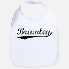 Vintage Brawley (Black) Bib