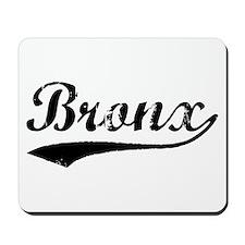 Vintage Bronx (Black) Mousepad
