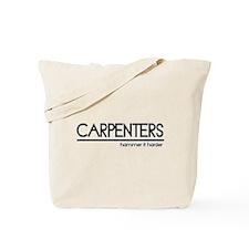Carpenter Joke Tote Bag