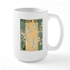 Pigeon Walk Mug