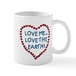 Love Me, Love the Earth Mug