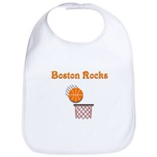 Boston Rocks Bib