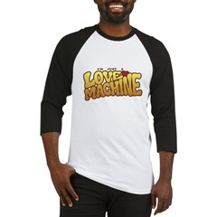 Love Machine Baseball Jersey