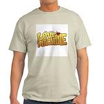 Love Machine Ash Grey T-Shirt