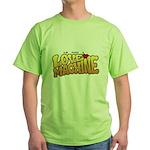 Love Machine Green T-Shirt