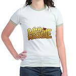 Love Machine Jr. Ringer T-Shirt