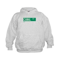 Canal Street in NY Hoodie