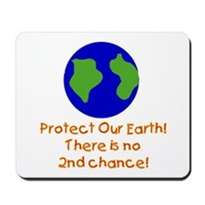 Protect Our Earth Mousepad