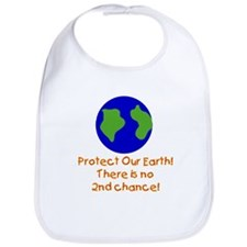 Protect Our Earth Bib