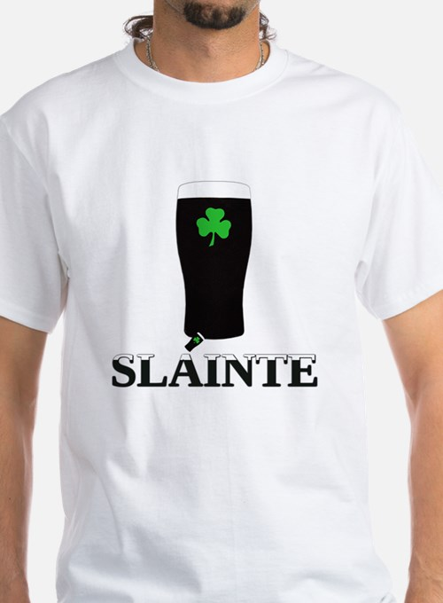 Slainte Irish Stout Shirt