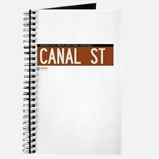 Canal Street in NY Journal