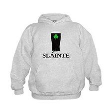Slainte Irish Stout Hoodie