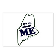It's All About Maine Postcards (Package of 8)
