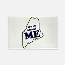 It's All About Maine Rectangle Magnet (10 pack)
