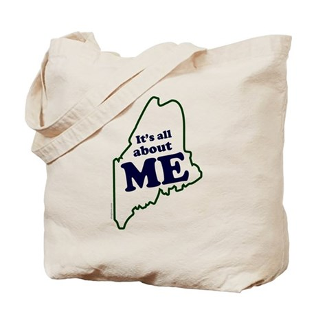 It's All About Maine Tote Bag