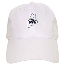 It's All About Maine Baseball Cap