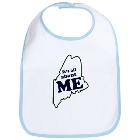 It's All About Maine Bib