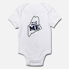 It's All About Maine Onesie