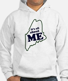 It's All About Maine Jumper Hoody