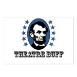 Theatre Buff Postcards (Package of 8)