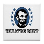 Theatre Buff Tile Coaster