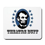 Theatre Buff Mousepad