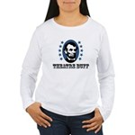 Theatre Buff Women's Long Sleeve T-Shirt