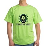 Theatre Buff Green T-Shirt
