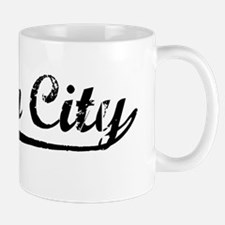 Vintage Canon City (Black) Mug