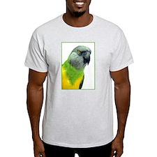 Senegal - Ash Grey T-Shirt