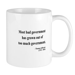 Thomas Jefferson 8 Mug