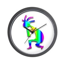 One Kokopelli #89 Wall Clock