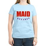 Retired Maid Women's Light T-Shirt