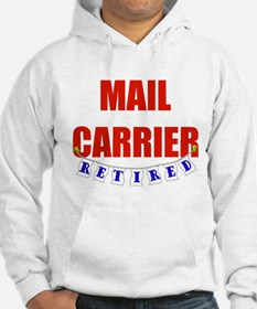 Retired Mail Carrier Hoodie
