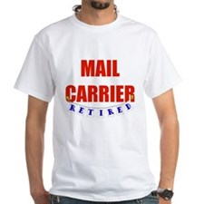 Retired Mail Carrier Shirt