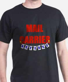 Retired Mail Carrier T-Shirt