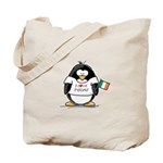 Ireland Penguin Tote Bag