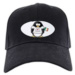 Ireland Penguin Black Cap