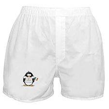 Ireland Penguin Boxer Shorts
