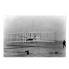 Wright Brothers First Flight Postcards (Package of