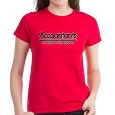 Accountant Joke Tee