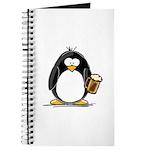 Beer Drinking Penguin Journal
