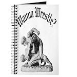 Wanna Wrestle Journal