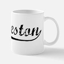 Vintage Charleston (Black) Mug