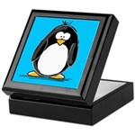 Penguin Keepsake Box