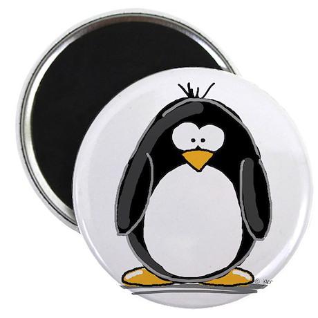 """Penguin 2.25"""" Magnet (10 pack)"""