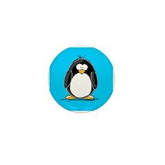 Penguin Mini Button
