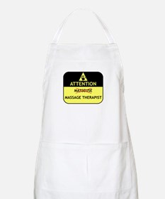 Massage Therapist BBQ Apron