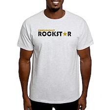 Cardiologist Rockstar 2 T-Shirt